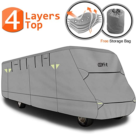 OOFIT Extra-Thick 4-ply Class C Motorhome RV Cover