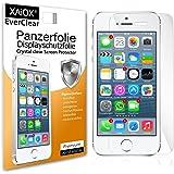 1 x Panzer ® xAiOX everclear film de protection d'écran pour iPhone 5/5s/5c