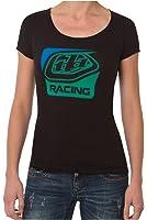 ec57921564509 Troy Lee Designs Womens Lightning Scoop Short-Sleeve Shirt at Amazon ...