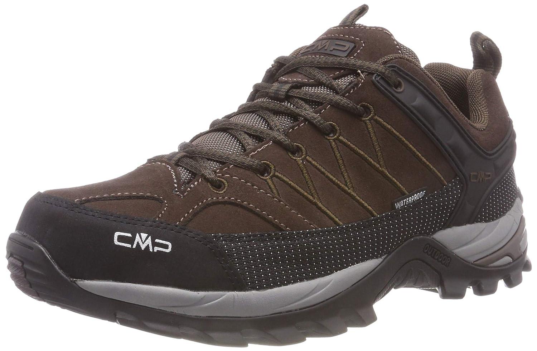 (Wood-adriatico 61bn) CMP Rigel Low, Chaussures de Randonnée Basses Homme 46 EU