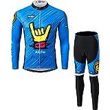 Thriller Rider Sports サイクルジャージ メンズ 男性自転車運動服装半袖 Aloha