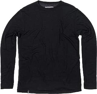 product image for Duckworth Men's Long Sleeve Comet Crew Neck T-Shirt