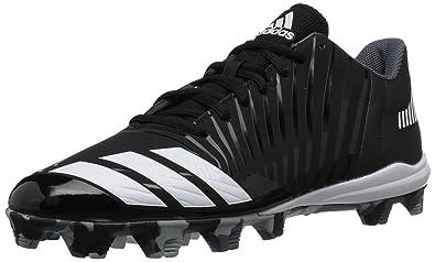 e7f770cf0f4cc adidas Men s Icon MD Baseball Shoe Black White Onix 6.5 ...