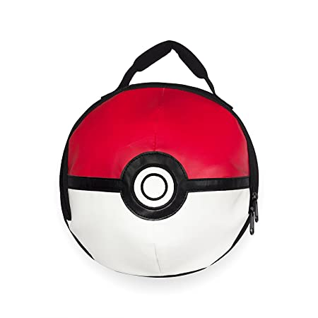 Lunch Bag - Nintendo - Pokemon Mini Pokeball New 837096  Amazon.co.uk   Kitchen   Home 42be7c6c853fe