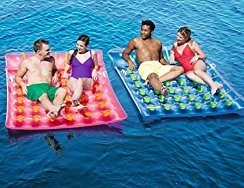 Bestway H2OGO! Colchón Hinchable de tamaño Doble para Playa o ...