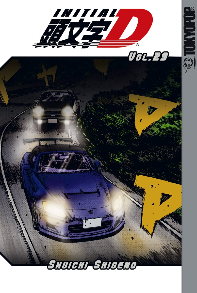 Initial D Volume 29 (Initial D (Graphic Novels)) (v. 29) pdf