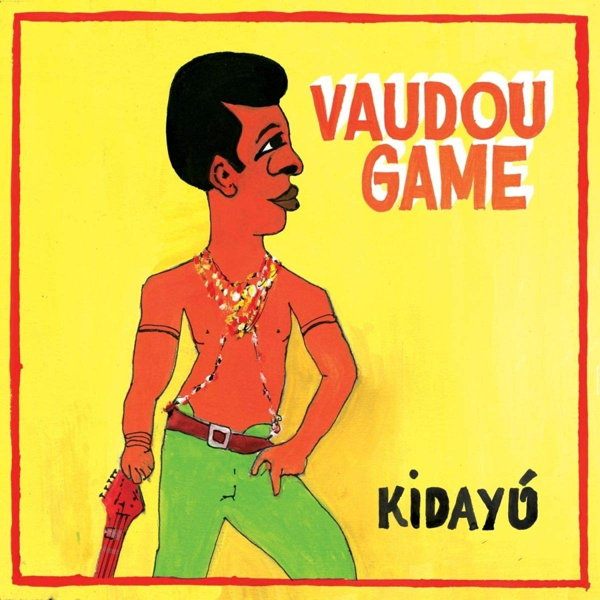 """Vaudou Game Kidayu LP: Vaudou Game """"Kidayu"""" Lp, Vaudou Game ..."""