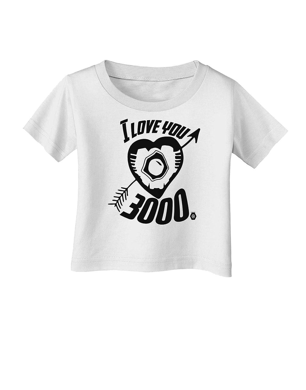 TooLoud I Love You 3000 Infant T-Shirt
