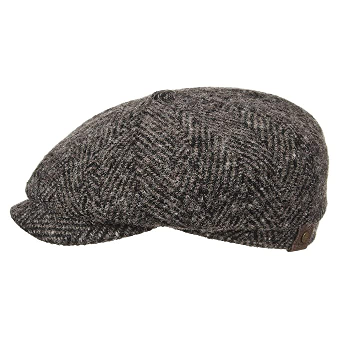 Stetson Gorra Gatsby Hatteras Melonta Mujer/Hombre - Made in ...
