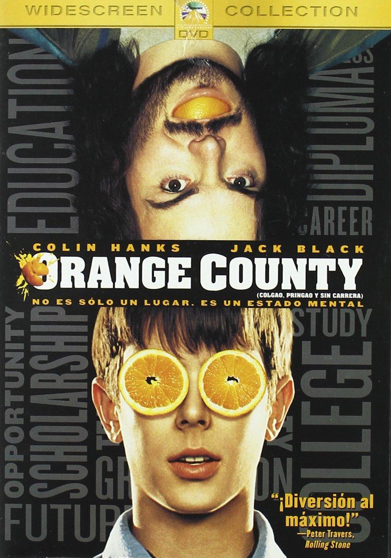 Amazon.com: Orange County (Import Movie) (European Format ...