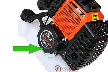 Cortabordes gasolina motor Sense Desbrozadora (5,2 PS con 40 ...