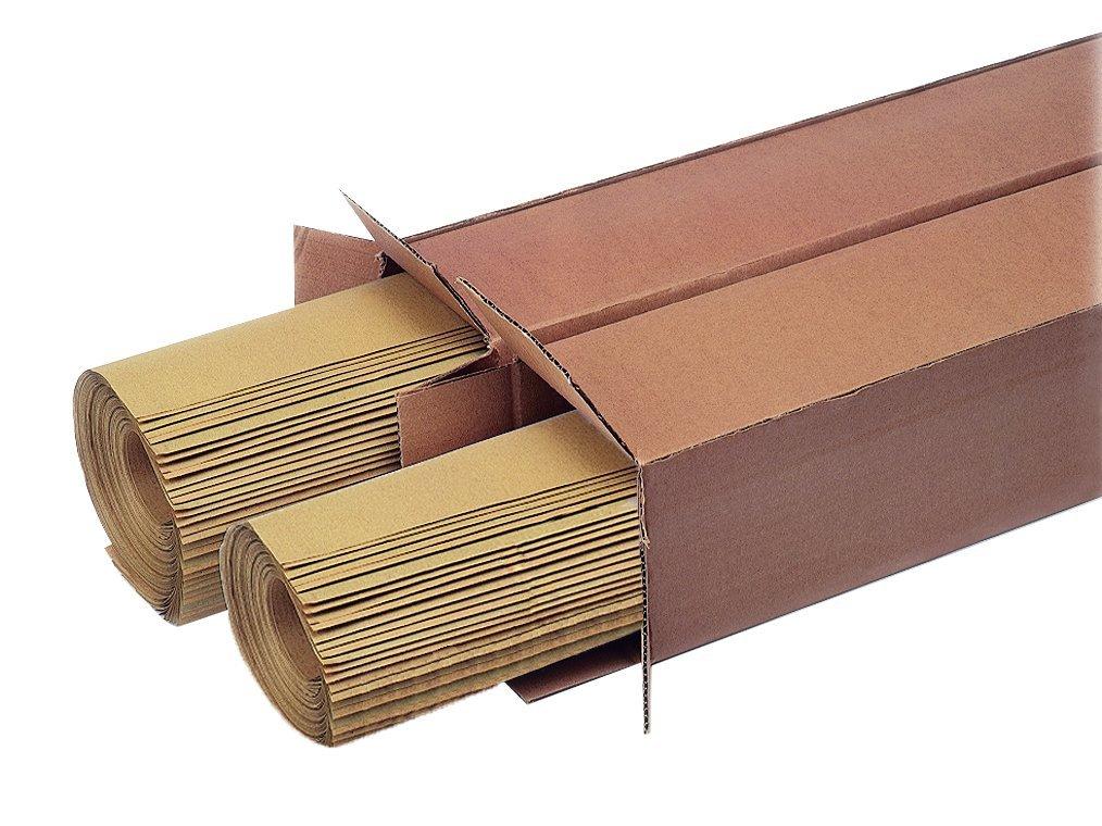 FRANKEN Moderationspapier 80 g//qm 1.400 x 1.100 mm braun 50 Blatt