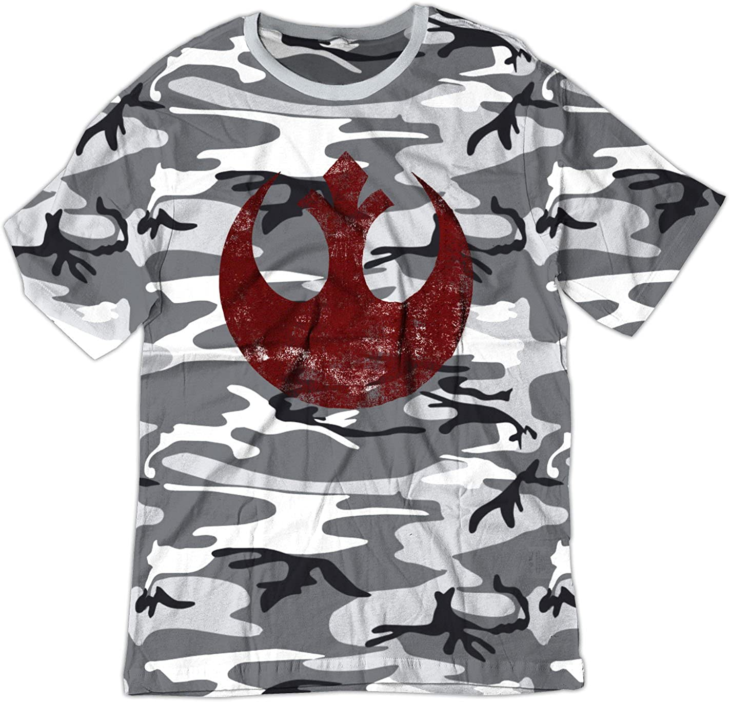 BSW Youth Star Wars Rebel Alliance Starbird Insignia Phoenix Shirt 1402-1Y