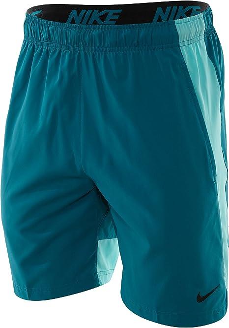Nike M NK FLX Short Woven - Pantalones Cortos de chándal, Mens ...