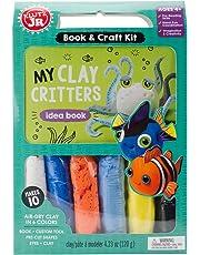 MY CLAY CRITTERS KLUTZ JUNIOR