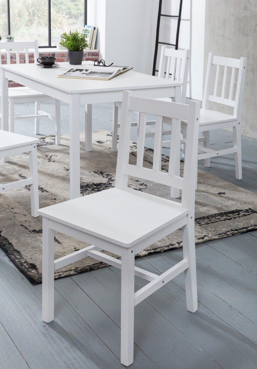 salle manger à table chaises table à 6 Meubles 1 de Nature cK1FJl