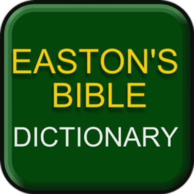Diccionario Bíblico de Easton (Easton's Bible Dictionary)