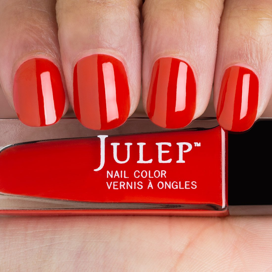 Amazon.com: Julep Color Treat Nail Polish, Salmon Pinks, Myriam ...