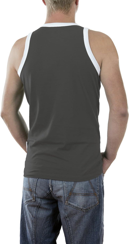 Touchlines Evolution Kontrast Camiseta para Hombre