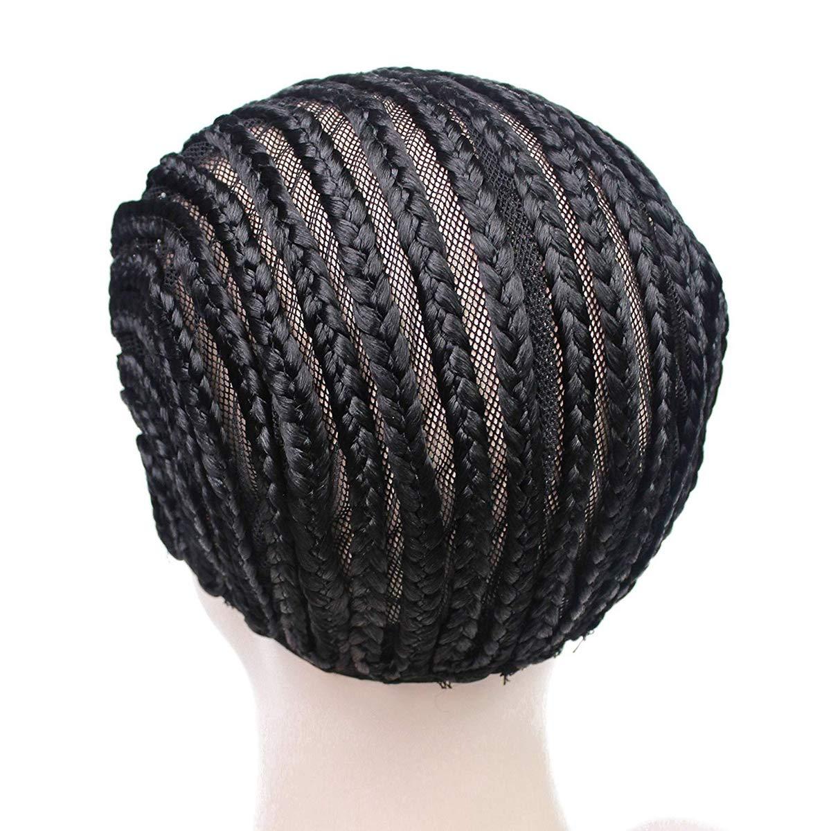 Amazon Braided Cap Made For Faux Locs Crochet Braids Hair Or