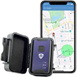 Brickhouse Security Spark Nano 7 with Magnetic Water Resistant Case for Car, Truck and Fleet Vehicle Real-Time LTE 4G…