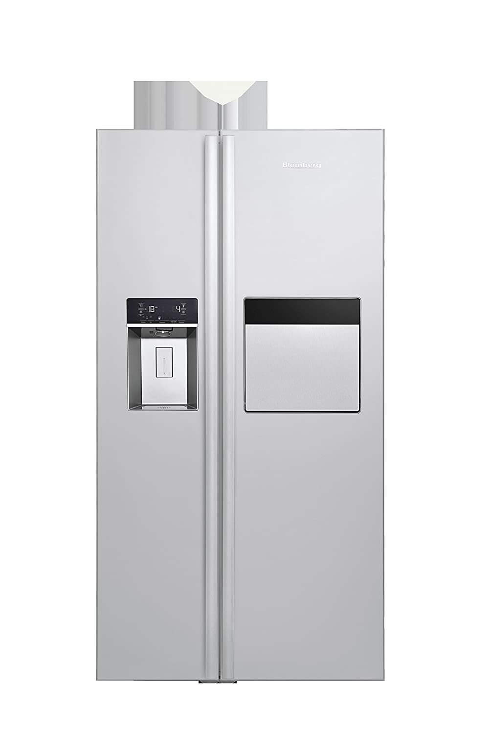 Blomberg KWD 2440 X A++ Side-by-Side / 182.00 cm Höhe / 370 kWh ...