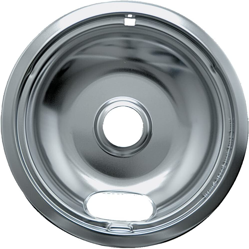 Range Kleen 102AM Chrome Style A Drip Bowl, 8 Inches