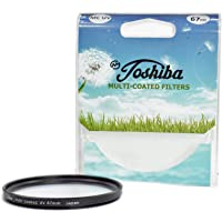 OMAX Toshiba Lens Protection Filter For Nikon Coolpix P900 Camera (Multi-Coated Uv Filter)