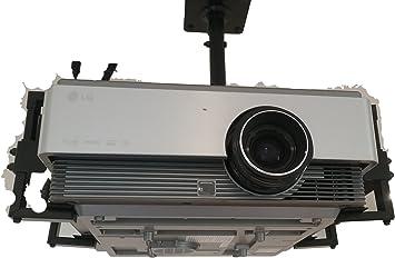 LG Electronics 2500 Lumens 1920 x 1080 7000:1 SXRD Projector CF3D