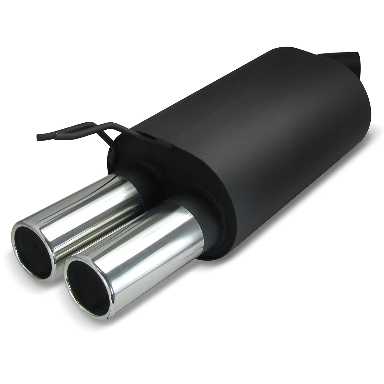 JOM 89040 Stahl-Endschalld/Ã/¤mpfer