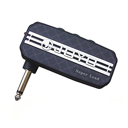 JOYO JA-03 Super Lead - Mini amplificador de bolsillo para guitarra