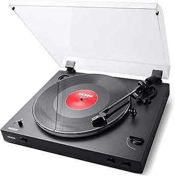 Amazon.com: ION Audio totalmente automático de dos ...