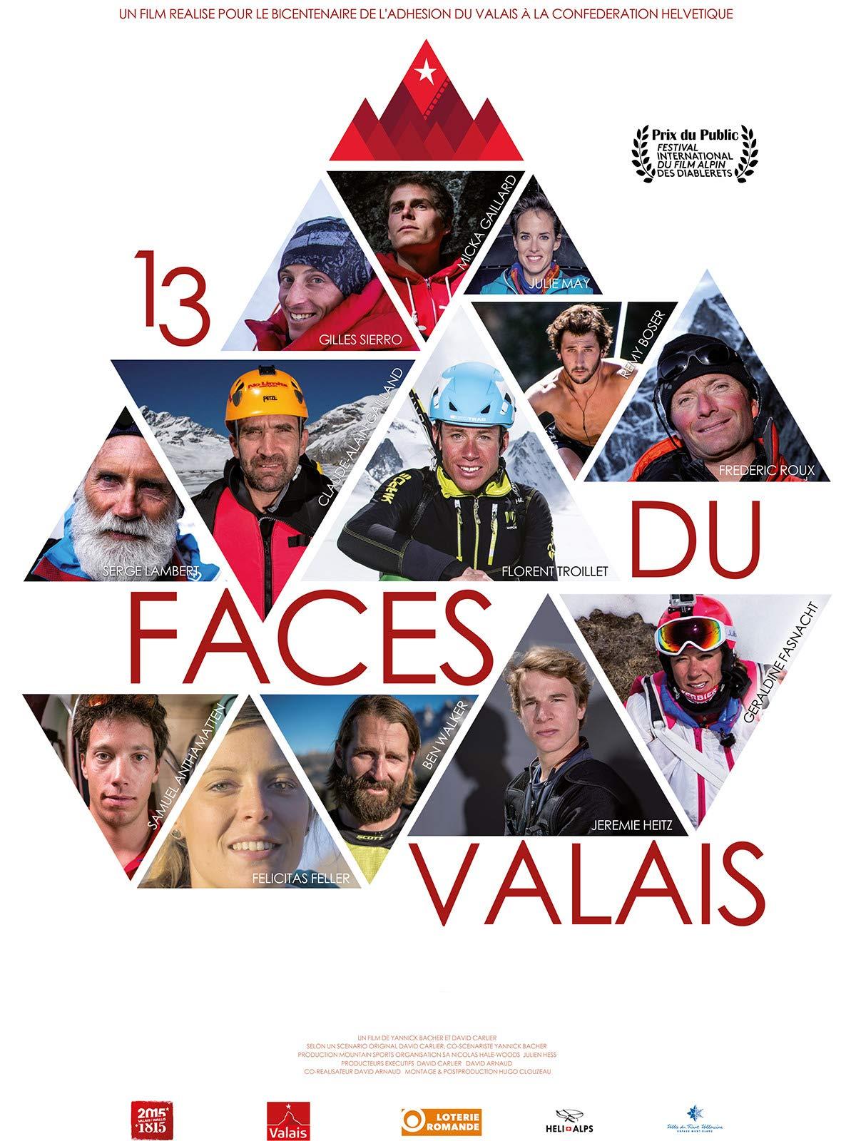 13 Faces du Valais