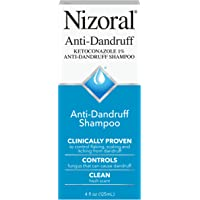 Nizoral AD AntiDandruff Shampoo, Fresh, 4 Fl Oz