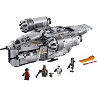 Lego Star Wars: The Mandalorian The Razor Crest 75292 Building Kit (1023 Pieces)