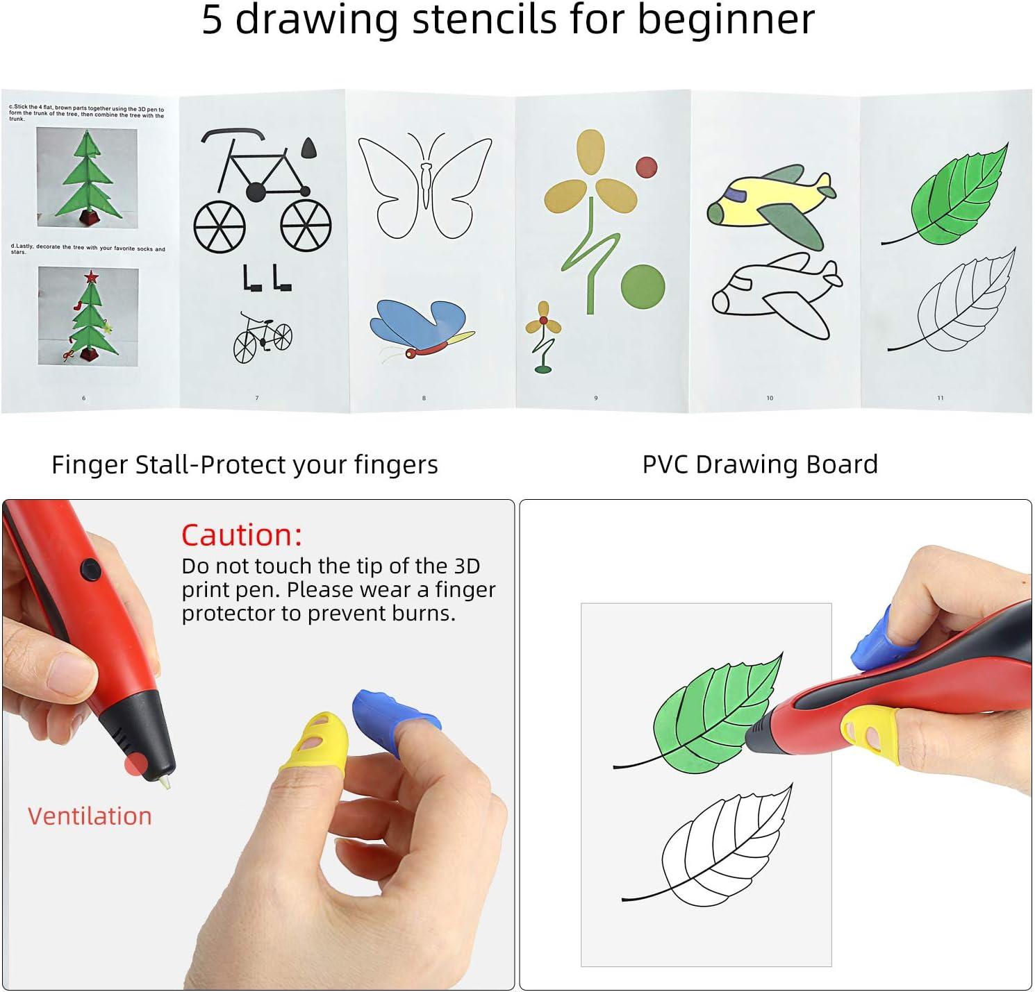 YISUN Pluma de Impresión 3D para Niños [Mejor Regalo Creativo ...