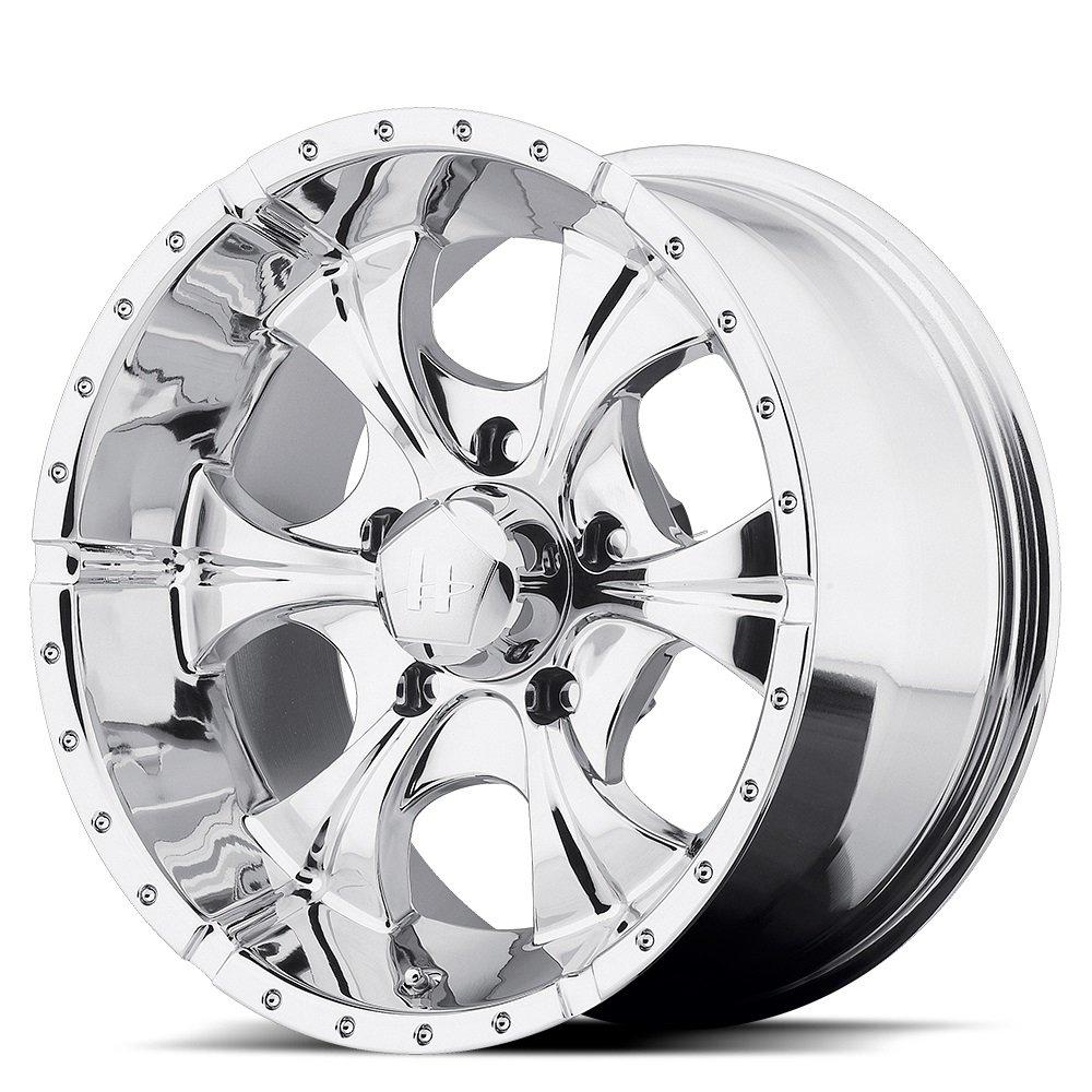 Helo HE791 Chrome Wheel - (17x9''/6x5.5'')
