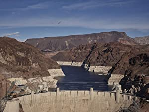 18 x 24 Ready to Hang Canvas Wrap of Aerial View of Massive Hoover Dam which straddles The Border Between Arizona and Nevada in The Black Canyon of The Colorado River as Well as a i03 2018 Highsmith