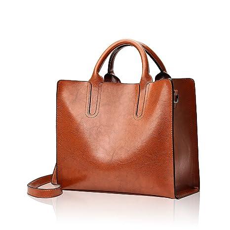 6809666f02 Sdinaz Nuove borse da donna moda retrò borsa a spalla Messenger bag PU  portafoglio