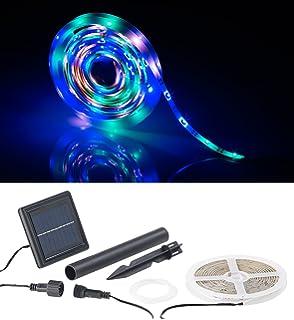 LED Streifen Warmweiß Lichterkette 5M länge Wasserdicht Lampe ...