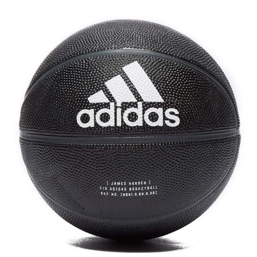 adidas Harden Mini Bal - Black/White/Carbon 3 ADIEY|#adidas CW6786