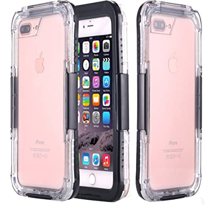 Amazon AICase iPhone 7 Plus Waterproof Case HEAVY DUTY