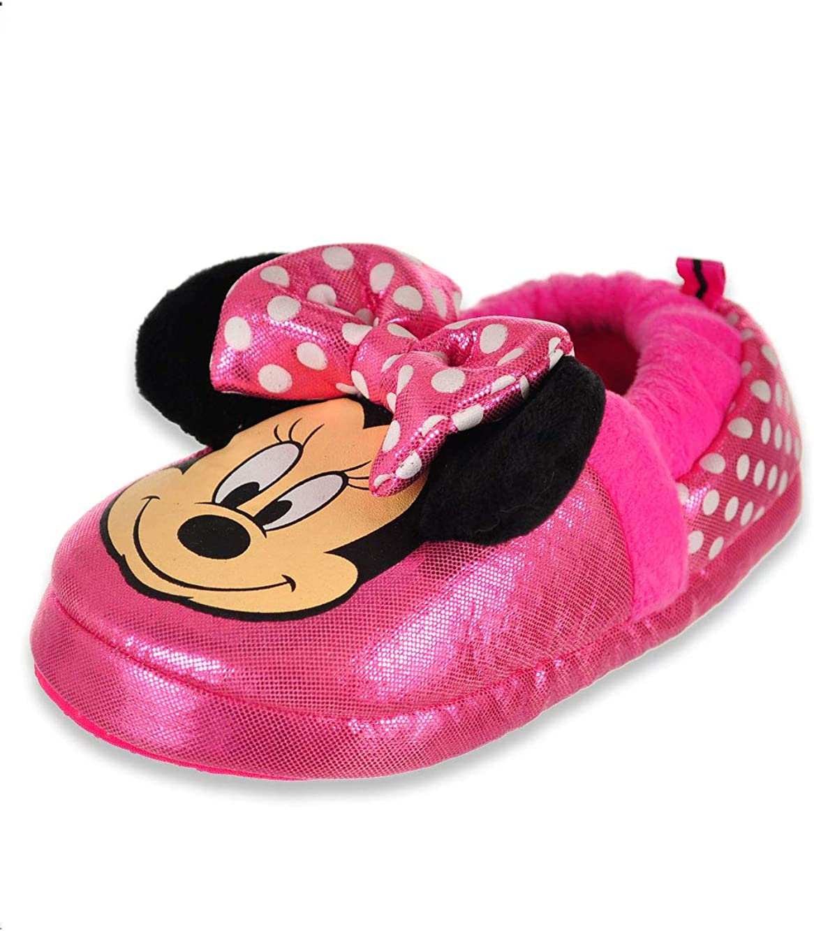 Josmo Kids Baby Girl's Minnie Slipper (ToddlerLittle Kid)
