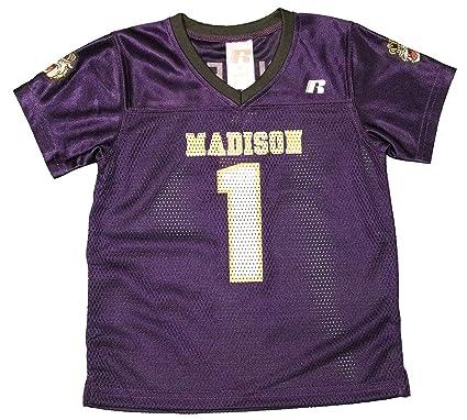 online store 591fb 64be0 Amazon.com : RussellApparel NCAA James Madison University ...
