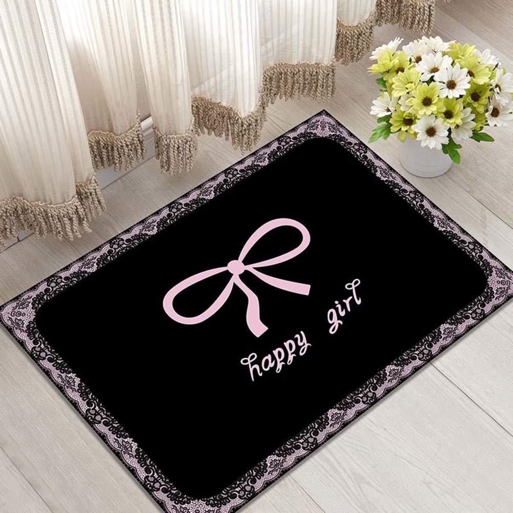 A 50x80cm(20x31inch) Door mat,Entrance Door mats Bedroom Bathroom Non-Slip mat Floor mat Rectangle Rug Indoor Doormat-D 80x120cm(31x47inch)