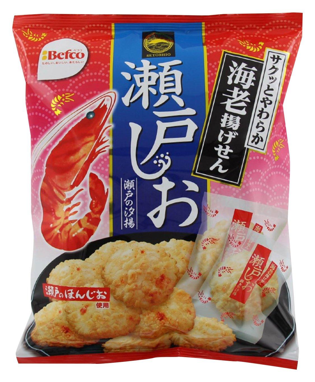 Kuriyama bocados de arroz Seto ShioAge 88gX12 bolsas: Amazon.es: Alimentación y bebidas