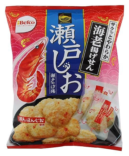 Kuriyama bocados de arroz Seto ShioAge 88gX12 bolsas: Amazon ...