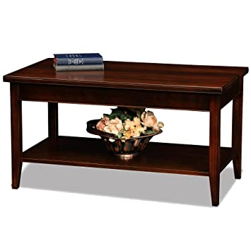 Amazon.com: Leick Laurent Condo/Apartment Coffee Table: Kitchen ...