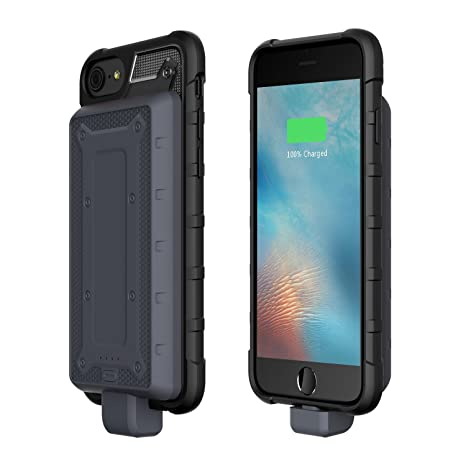 Greatfine 4.7 4800mAh Funda con Batería para Apple iPhone ...