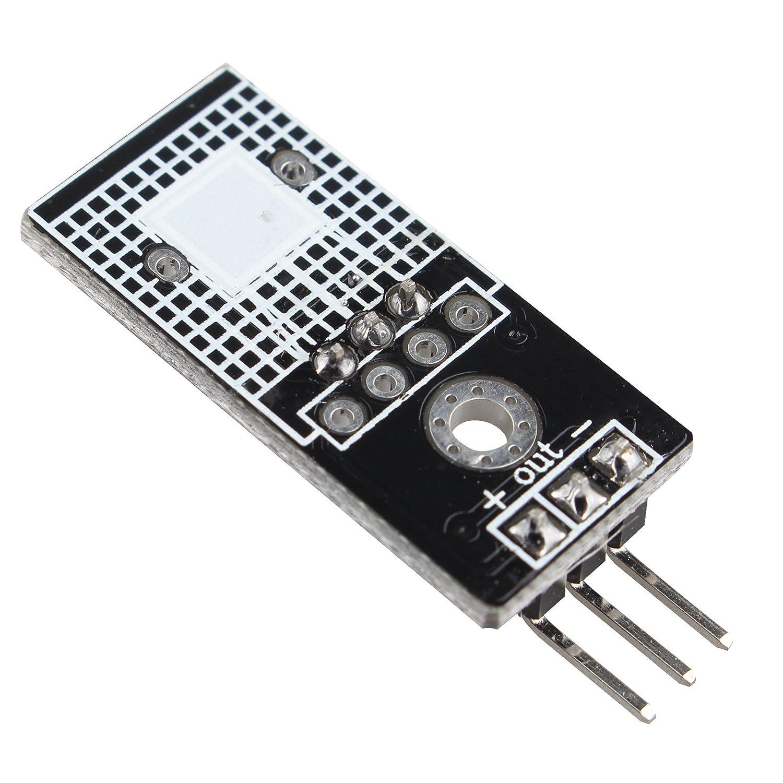 Detector de sensor UV para detección de rayos ultravioleta CC 3 ~ 5 V para Arduino, de HALJIA UVM-30A: Amazon.es: Industria, empresas y ciencia